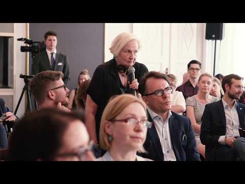 Konferencja z Hilarie Bass, Prezydent American Bar Association