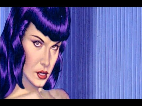 Bettie Page Reveals All - Scatter The Scars