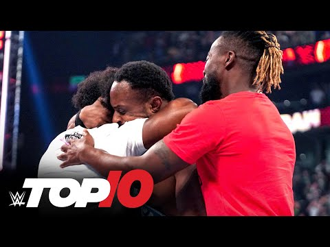 Top 10 Raw moments: WWE Top 10, Sept. 13, 2021