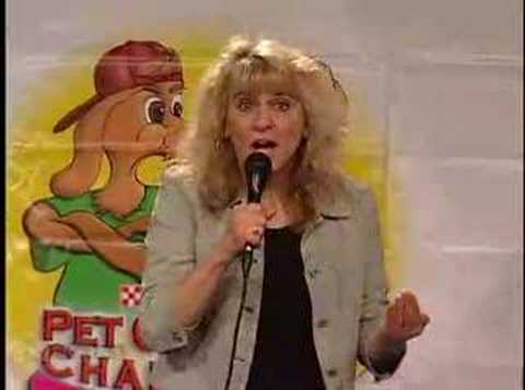 Pet Comedy Challenge Finals - Nancy Yeamans