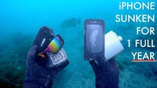 Video I Found an iPhone 8 After Underwater for 1 Year - Will It Work? MP3, 3GP, MP4, WEBM, AVI, FLV Juli 2019