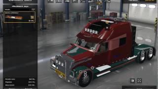 [ATS]American Truck Simulator Concept Black Edition Link:http://atsmods.lt/concept-black-edition/ Facebook:https://www.facebook.com/pages/Euro-Truck-Simulato...