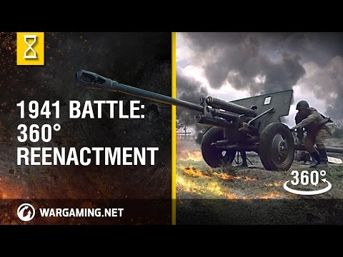 1941 Battle: 360° Reenactment