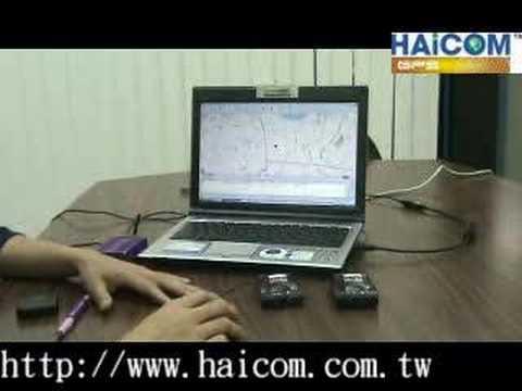 Nastavitev GPS sledilne naprave HAICOM HI-604X