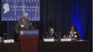 Click to play: Competitive versus Cooperative Federalism - Event Audio/Video