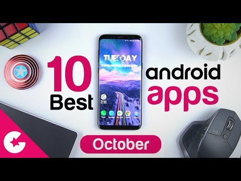 Top 10 Best Apps for Android - Free Apps 2018 October