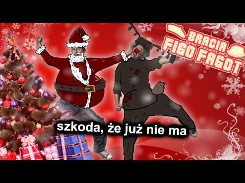 Tekst piosenki Bracia Figo Fagot - Pastorałka po polsku