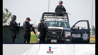 ¡Asesinato a sangre fría de policías federales! | Imagen Noticias con Ciro Gómez Leyva