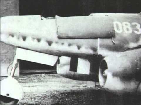 German War Files - Jet Aircraft, V1, V2