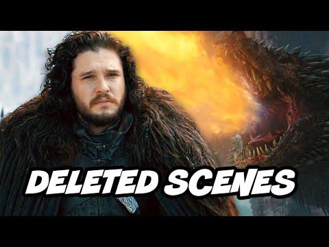 Game Of Thrones Season 8 Episode 6 Finale Alternate Ending and Deleted Scenes Breakdown