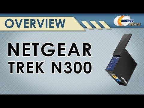 Netgear Trek N300 Travel Router Overview - Newegg Lifestyle