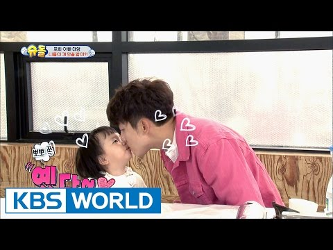 The Return of Superman   슈퍼맨이 돌아왔다 - Ep.179 : You Are My Flower [ENG/IND/2017.04.30]