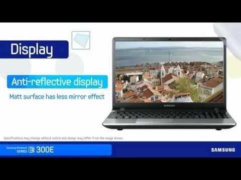SAMSUNG NP300E - Intel i3-2350M