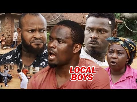 Local Boys 3&4 - Zubby Micheal 2018  Newest/Latest Nigerian Nollywood Movie/African Movie
