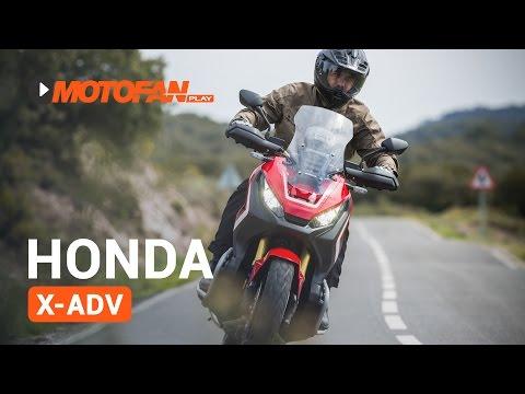 Vídeos de la Honda X-ADV