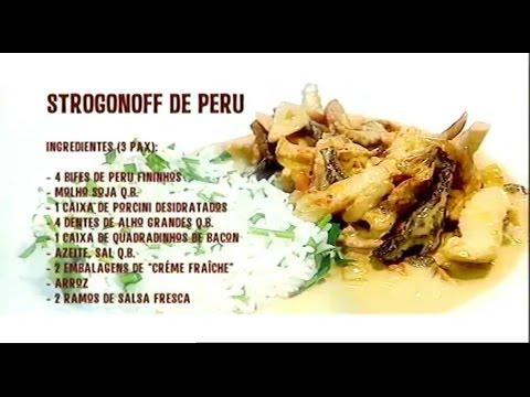 Strogonoff de Peru, por Herman José