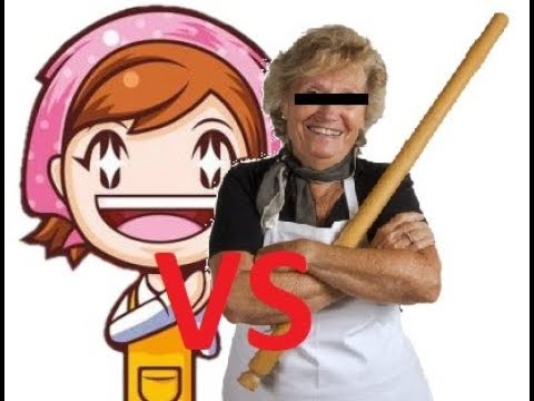Cooking Mama Cook Off (Ft. My Mama) - Minestrone
