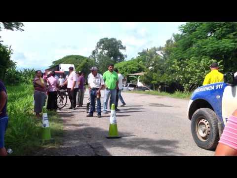 Asesinan a juez de paz del municipio de San Antonio, departamental de Cortés