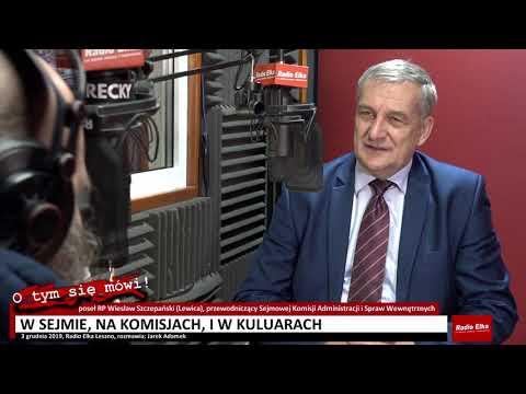 Wideo1: Wiesław Szczepański: służby wiedziały o Banasiu