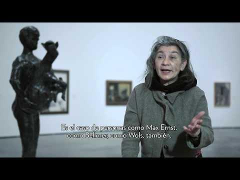 """Curatorial2_Exposición """"Arte en guerra. Francia, 1938 -1947: De Picasso a Dubuffet""""_Museo Guggenheim"""