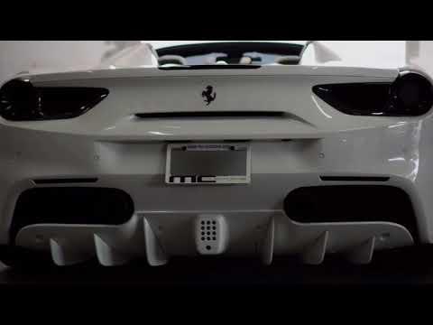 MC Customs | Ferrari 488 Spyder