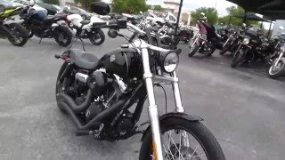 9. 331917 -  2011 Harley Davidson Dyna Wide Glide FXDWG - Used Motorcycle For Sale