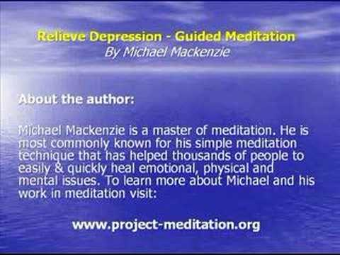 Guided Meditation - Relieve Depression