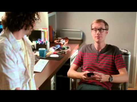 Rory (Kyle Mooney) learning from the master - Hello Ladies