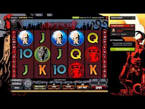 Hellboy Slot, hitting it big on Supermode! - BETAT Casino