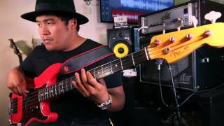 Video Still Feel Like Your Man - John Mayer (Bass Cover) Pino Palladino Bass® MP3, 3GP, MP4, WEBM, AVI, FLV Agustus 2018