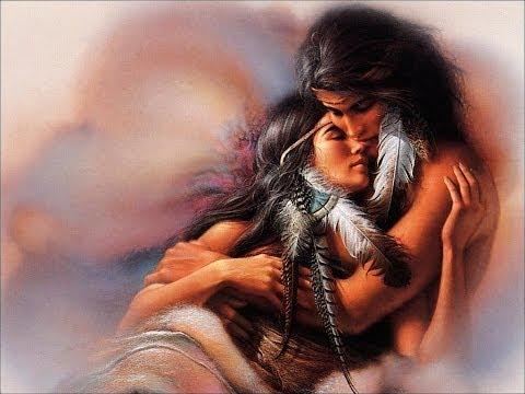 Wonderful Native American Indians, Shamanic Spiritual Music, Música De Los Nativos Indios Americanos