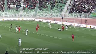 مولودية وجدة 0-1 الوداد الرياضي هدف إسماعيل الحداد في الدقيقة 16.
