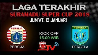 Download Video PERSIJA VS PERSELA - SURAMADU SUPER CUP 2018 MP3 3GP MP4