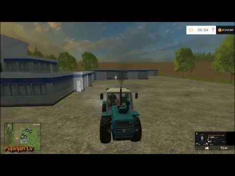 Tractor T-150K Old v1.0