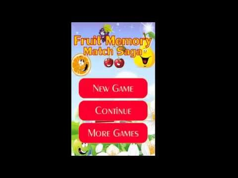 Video of Fruit Memory Match Saga