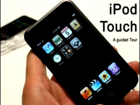 ipod touch Video Review - The new iPod Touch - A guided Tour.