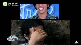 Arab Idol -تجارب الاداء - لحظات القاهرة: غنية وداع عمر شريف