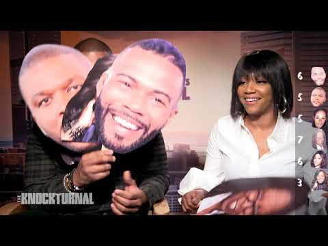 Tiffany Haddish, Tyler Perry & The Cast Of 'Nobody's Fool' Play A Game Of Guess Who
