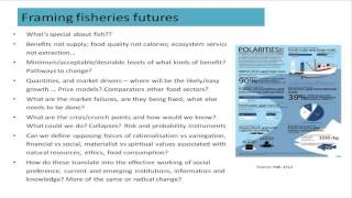 Global food and aquaculture futures