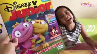 Video Home Schooling | Belajar Pakai Buku Disney Junior Magazine Keluarga Penuh Cinta | Review Buku Anak MP3, 3GP, MP4, WEBM, AVI, FLV Desember 2018