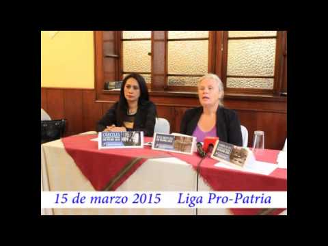 "Video. ""Conferencia campaña ""En Pleno 2015″"" (15 mar 2015)"