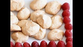 Biscotti di meringa francesi