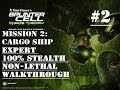 Splinter Cell: Chaos Theory Mission 2 100 Stealth Walkt