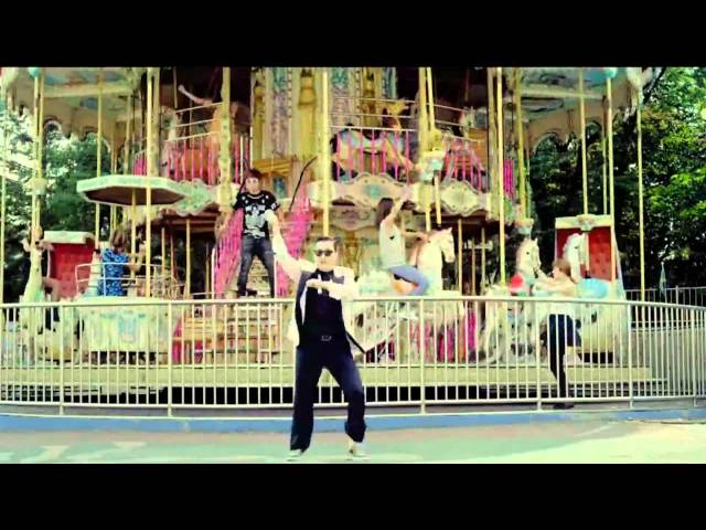 gangnam style official video hd 1080p