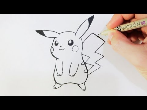 10 Dibujos Fáciles De Hacer Para Principiantes | 10 Easy Drawings For Beginners (English Subtitles)