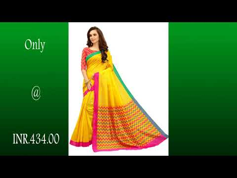 499 Rs - Glory Sarees Cotton Saree With Running Blouse - Less Than Rs 500