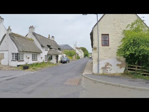 Town Yetholm - Impression of a village in the Scottish Borders [June 16, 2015]