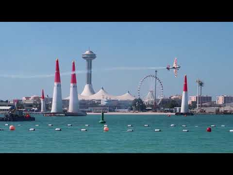 Red Bull Air Race 2019 Abu Dhabi