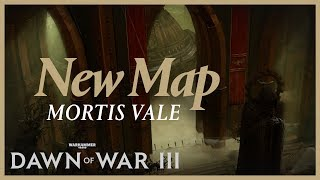In today's update, we're releasing a new map - Mortis Vale! Available in both 2v2 and 3v3, Mortis Vale is playable in Power Core as well as the new Annihilation modes.To keep up with all the latest news, features and updates, follow Dawn of War on social media:http://www.twitter.com/dawnofwarhttp://www.facebook.com/dawnofwar