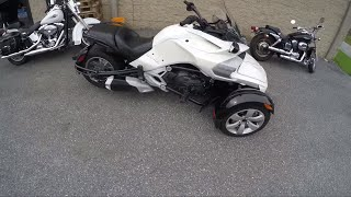 7. Watch this before you buy a Can Am Spyder F3